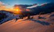 Babky sunset